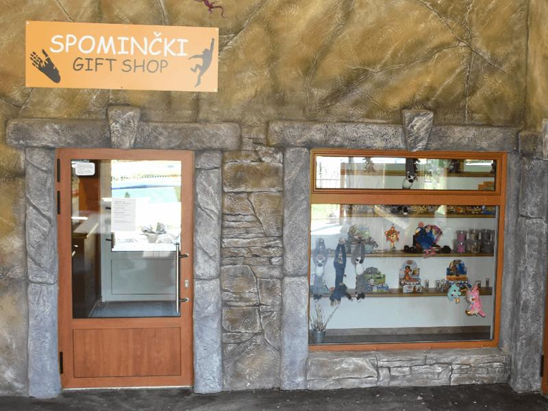 Trgovina s spominčki Gift Shop